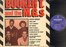 BOOKER T & and the MG's Same LP NMINT 1966-1980 UK Twist & Shout GREEN ONIONS