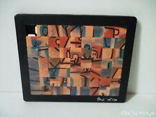 "Puzzle slide Pussycat Games'n Arts by Ornamin / ""Exubérance"" Paul Klee 1994"