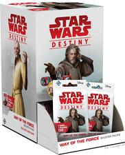 Count Dooku's Solar Sailer x2 #13 Rare Star Wars Destiny Way of the Force