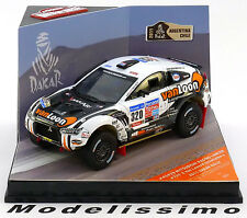 1:43 Vitesse Mitsubishi Lancer #320 Rally Dakar 2011 Ltd. 889 pcs.