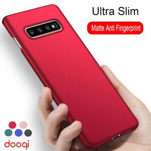 For Samsung Galaxy S10 5G/S10e/S10 Plus Ultra Slim Hard PC Protective Case Cover