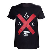 Assassin'S Creed Syndicate Rooks Red Cross Edition T Shirt Male Extra Large
