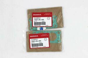 1Pair Honda GX630GX660GX690 Carburetor Gasket(Genuine)16221-Z6L-000