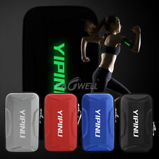 Universal Sports Running Riding Arm Band Case For Mobile Phone Holder Zipper Bag