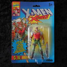 X-Men X-Force G.W. BRIDGE Action Figure1993 EXPRESS POST New In Packaging