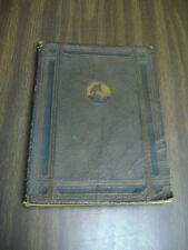 OUR WONDER WORLD Vol. III : The Nature Book - 1918 Printing