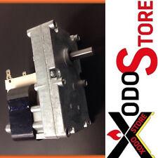 Motoriduttore ORIGINALE THERMOROSSI cod. 60011246 per stufa a pellet idro