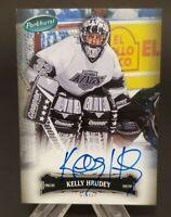2006-07 Parkhurst Autographs #35 Kelly Hrudey Hard Signed