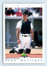 1992 Classic Best Sean Mulligan High Desert Mavericks #132
