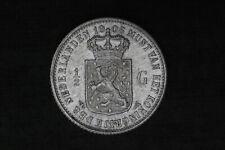 Netherlands - 1/2 gulden 1906 *scarce coin* (#26)