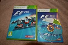 F1 2012 Xbox 360 PAL Tested Complete