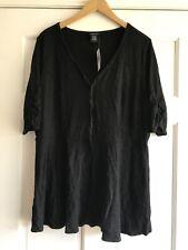 Torrid Black Top Short Sleeve Shirt Blouse Womens Plus Size 2