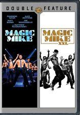 Magic Mike / Magic Mike XXL (DVD,2017)