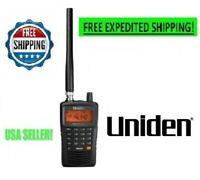 Uniden Police Scanner Radio SR30C Handheld Mobile Portable Compact Bearcat