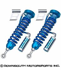 King Shocks Front kit with Adjusters for 2007-2018 Toyota Tundra 25001-143A