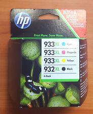 C2P42AE Original HP Multipack HP932XL / HP933XL Tintenpatronen (BK/C/M/Y) 4 Stck