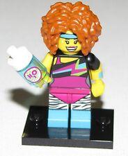 LEGO NEW SERIES DANCE INSTRUCTOR GIRL MINIFIG MINIFIGURE 71018