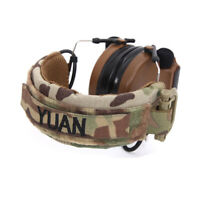 Upgrade Tactical Headset Headband Cover MC/CB/RG Earphone Cover for Headest