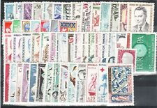 ANNEE COMPLETE NEUVE XX 1960 TIMBRES LUXE