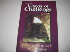 Vistas of Challenge: Profiles of Inspiring People and Their Courage ARTSRCOLL