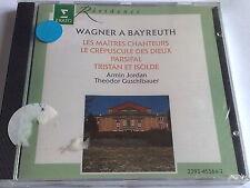 RICHARD WAGNER A BAYREUTH - CD SIGILLATO (SEALED)