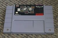 Williams Arcade's SNES Greatest Hits Super Nintendo cartridge JOUST DEFENDER