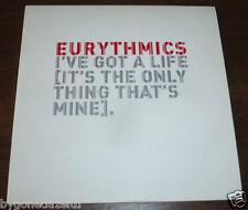 EURYTHMICS-I've Got A Life EU PROMO-CD