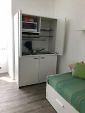 Cucina da 125cm monoblocco, cucina salvaspazio , armadio cucina