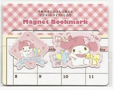 Sanrio My Melody Magnet Bookmark Friends