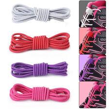 Easy No Tie Shoelaces Elastic Shoe Laces Running Jog Canvas Sneaker Trainer Lock
