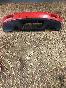 96 97 98 SUZUKI X90 Front Bumper Oem
