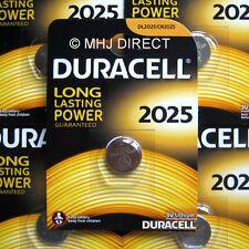 2 x CR2025 Mercedes A C E Class Remote Key Fob Compatabile Battery Exp Date 2025