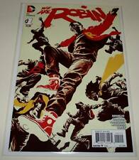 WE ARE ROBIN # 1 DC Comic  Oct 2015  NM  2nd PRINTING VARIANT COVER EDITION