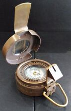 Vintage WWII TG Co. Marching Compass Mk.III 1941 British Army Reproduction