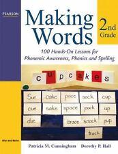 Making Words Second Grade: 100 Hands-