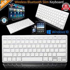 Bluetooth 3.0 Slim Teclado Inalámbrico Para mac/pc/tablet teléfono inteligente Iphone Ipad