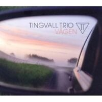 TINGVALL TRIO - VÄGEN  CD NEW+