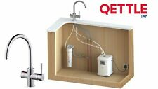 Qettle 3 in 1 Instant Hot / Boiling Water Kitchen Tap System