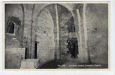 LIMASSOL CASTLE, LIMMASSOL: Cyprus postcard (C22665)