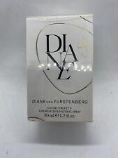 """Diane von Furstenberg Diane Eau de Toilette 50ml Spray """"New"""" Sealed Box"""