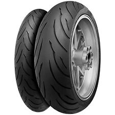 Continental Conti Motion Motorcycle Tyre Pair Front 120/70ZR17 & Rear 190/50ZR17