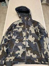 Kuiu Kenai Ultra Hooded Jacket 3XL+ XXXL+ Vias Camo 4XL
