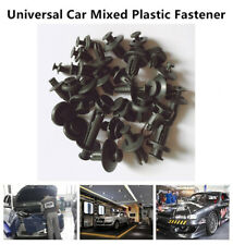 150Pc/Bags Mixed Car Door Bumper Fenders Fastener Retainer Rivet Push Pin Clip