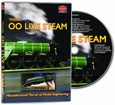 MUST HAVE Hornby Live Steam Instruction DVD with errata stickers for manual