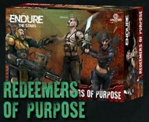 ENDURE THE STARS 1.5 MINIATURES GAME - 25 REDEEMERS OF PURPOSE ADD ON