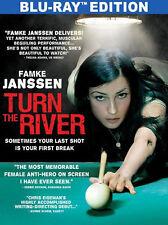 TURN THE RIVER (Famke Janssen) - BLU RAY - Region Free - Sealed