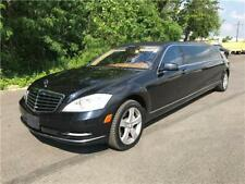 2010 Mercedes-Benz S-Class S 550 Limo Limousine Only 48k