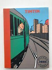 TINTIN Agenda Diary 2005