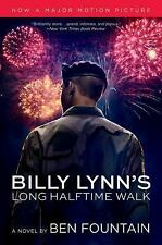 Billy Lynn's Long Halftime Walk by Ben Fountain (2012, Paperback)