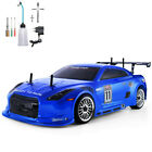 Nitro Gas HSP Car 4wd 1:10 Scale On Road Racing Two Speed Drift Vehicle Toys 4x4